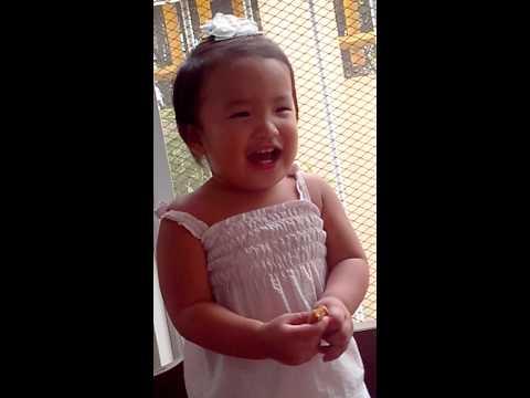 Giggling Rickela Aisha Aka K-la (8/14/2013)