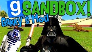 GWIEZDNO WOJNOWY SANDBOX! - Garry's mod (Z kumplami) #168 - #SPECIAL #PREMIERA  /Zagrajmy w