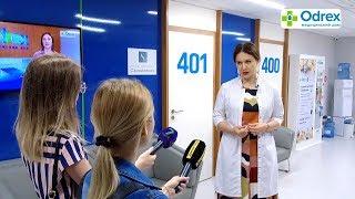 Открытие Клиники диетологии Самойленко в Медицинском доме Odrex