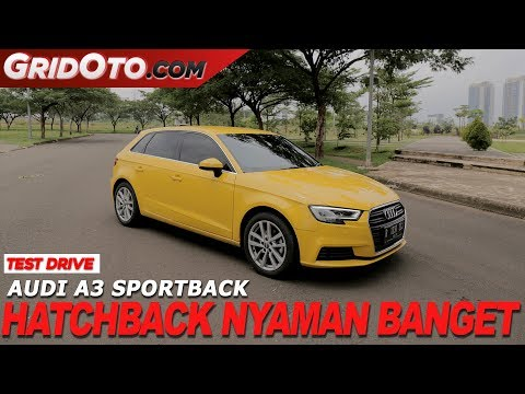Audi A3 Sportback | Test Drive | GridOto