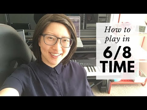 How to Play in 6/8 Time // Overcome (Jeremy Camp) Piano Tutorial