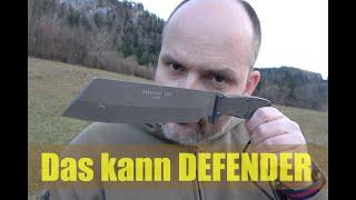 Eickhorn Defender 130 im Test | Survival Messer