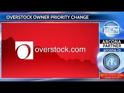 Changing the priorities of the owner Overstock