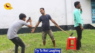 Must Watch New Funny Comedy Videos 2019 / Episode 15 / FM TV