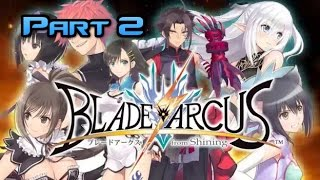 Blade Arcus from Shining EX: Vs Session (Part 2)