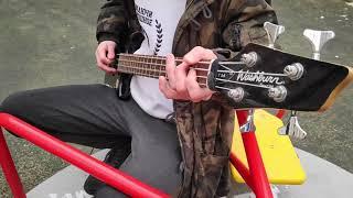 Marina - Bubblegum Bitch (Bass cover)