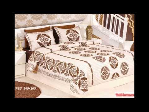 Покрывала на кровать Moda Voce и Cahan