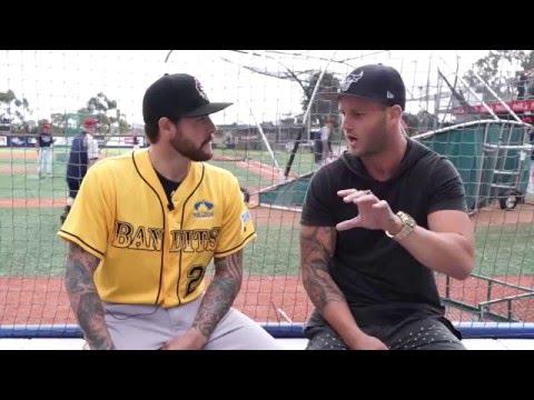 MLB Pitcher Travis Blackley Interview with Jake Edwards