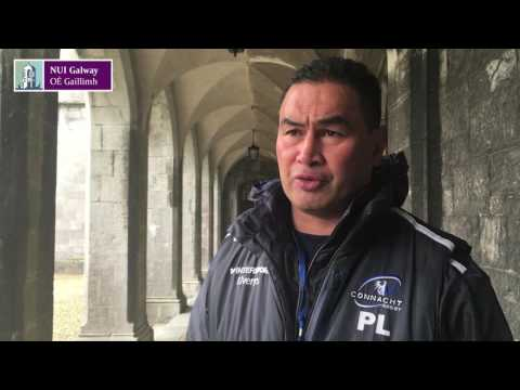 Interview with Pat Lam, Head Coach, Connacht Rugby
