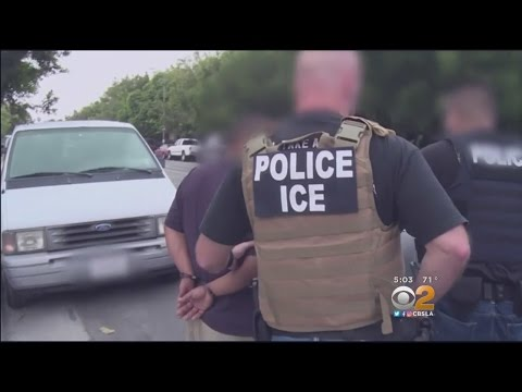 Rapist, Deported Drug Trafficker Among Nearly 200 Arrested In Immigration Crackdown