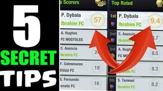 TOP ELEVEN 2018: 5 Tips To Get Match-Winning Player (2018)