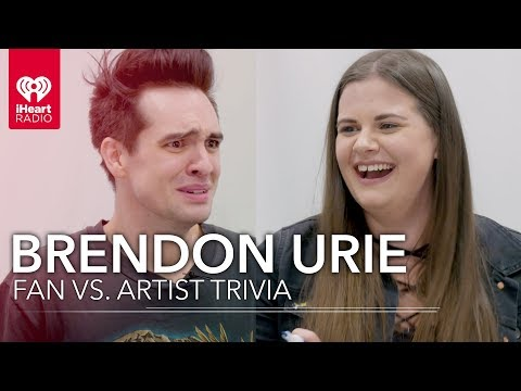 Brendon Urie Challenges Super Fan In Trivia About Himself |