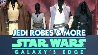 Galaxy's Edge - Jedi Robes & More at Black Spire Outfitters (with prices)