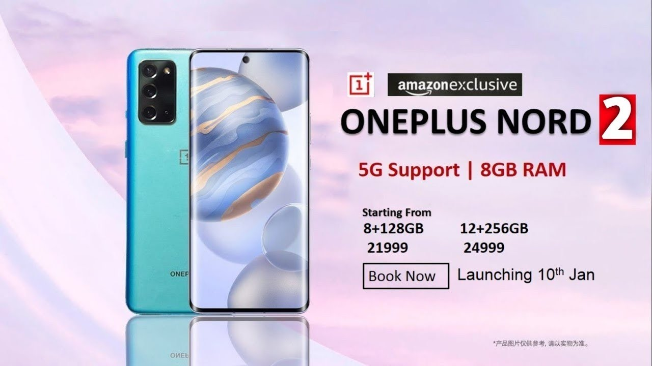 Oneplus Nord 2 5g Official Confirmed Full Details Price In India Launch Date In India Nord Youtube