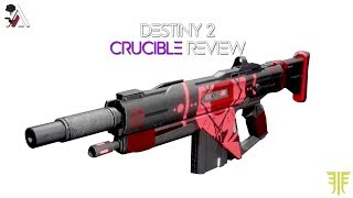 Exclusive AUTO RIFLE in Festival Of The Lost | Horror Story Review | Crucible Review
