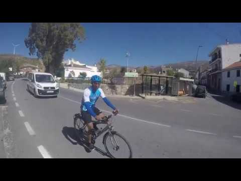 Andalusia Cycle Challenge Highlights