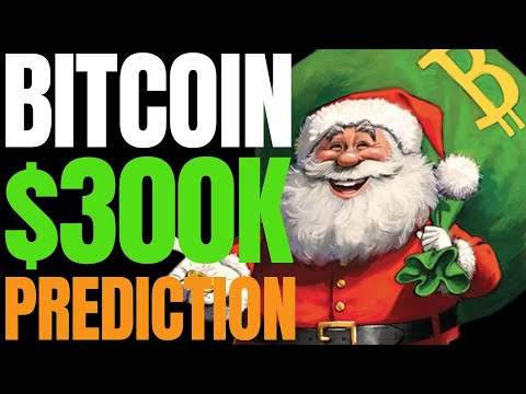 BITCOIN CAN SKYROCKET TO $300K BEFORE CHRISTMAS 2021, SAYS PLANB AS BTC ENTERS ENORMOUS BULL YEAR!!