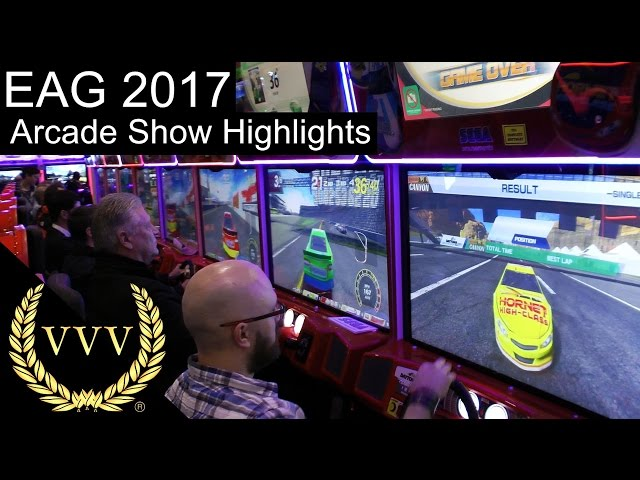 Arcade Show Highlights 2017