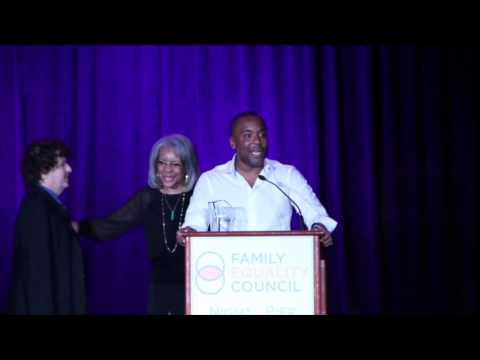 Lee Daniels gets personal at Family Equality Council's Night at the Pier 2015
