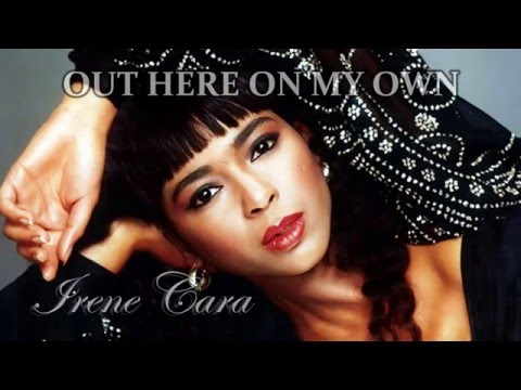 Out Here On My Own - Irene Cara (♪Music Video with Lyrics) [HD]