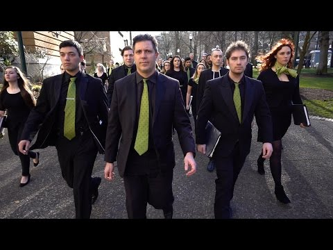 PSU Chamber Choir - Take Flight full intro