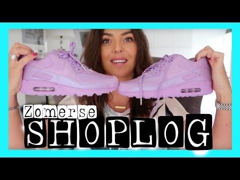 ZOMERSE SHOPLOG! | ( NIKE, SUPERTRASH,H&M...
