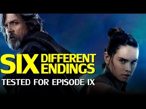 Six endings being tested for Star Wars Rise of Skywalker? Extensive Reshoot claims explained