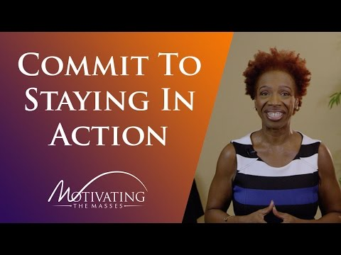 Lisa Nichols - Commit To Staying In Action
