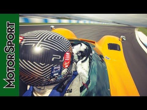 Being Bruce: Driving Bruce McLaren's M6A