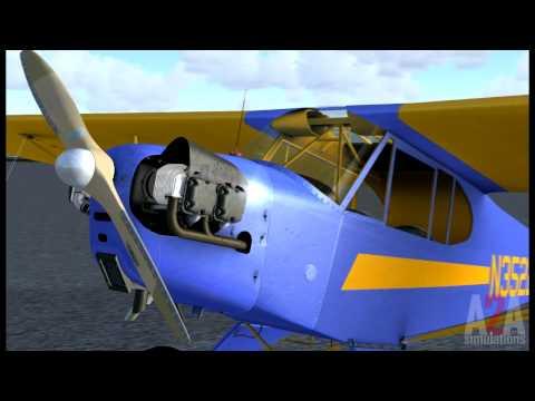 A2A Simulations Piper Cub