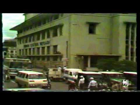 Kota Bandung 1985 - Memperingati  30 Tahun KAA