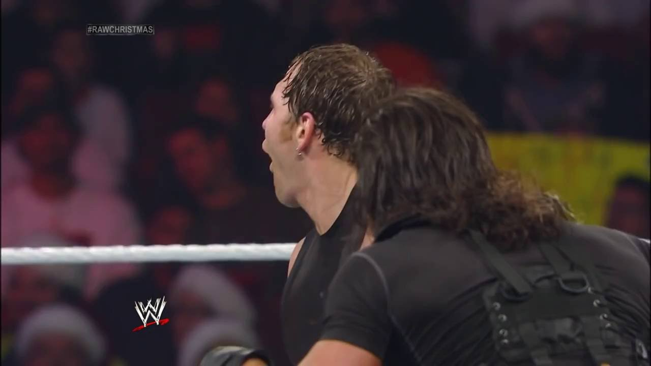 John Cena, CM Punk & Big E. Langston vs. The Shield: Raw, Dec. 23, 2013