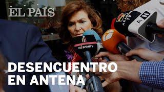 INVESTIDURA: El desencuentro entre PSOE y PODEMOS en la CADENA SER