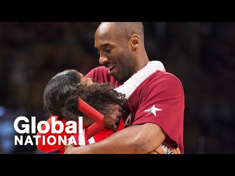 Global National: Jan. 26, 2020 | Kobe Bryant's Life Cut Short In Tragic Helicopter Crash