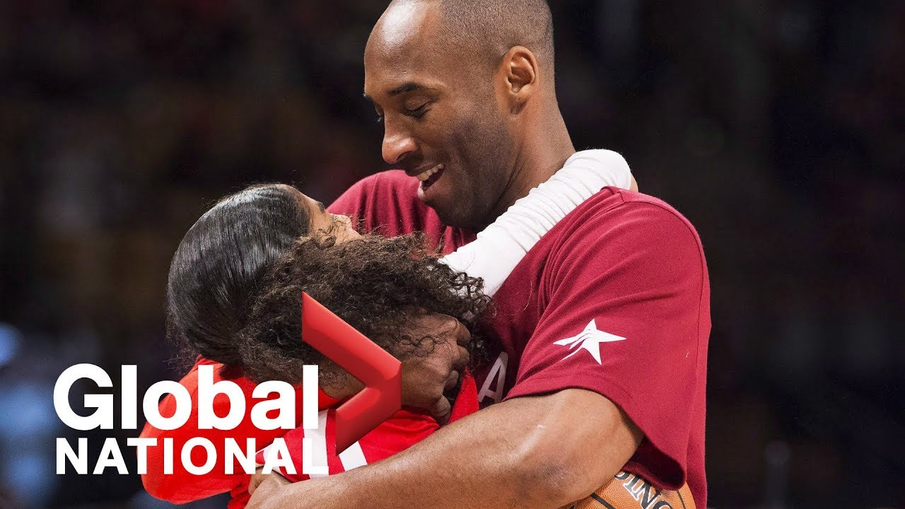 Global National: Jan. 26, 2020 | Kobe Bryant's life cut short in tragic helicopter crash
