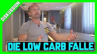 RE: Die Low Carb Falle - Christian Putscher | Ohne Kohlenhydrate wirst du dick
