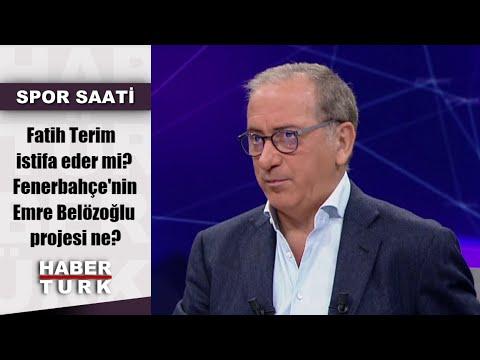 Spor Saati - 28 Ekim 2019 (Fatih Terim Istifa Eder Mi? Fenerbahçe'nin Emre Belözoğlu Projesi Ne?)