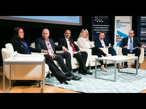 Panel 5: International - Global Blockchain Challenges & Oppo