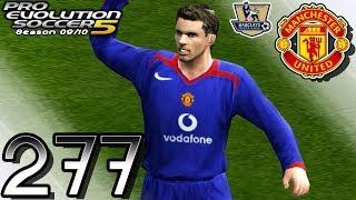 PES 5 Master League - vs Manchester United (H) - Part 277