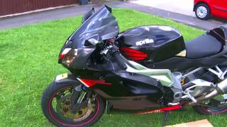 Aprilia RSV1000R For sale Part 1 Thumbnail