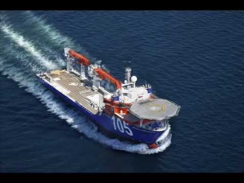 Infomarine Ship Report: Lay Vessel North Ocean 105