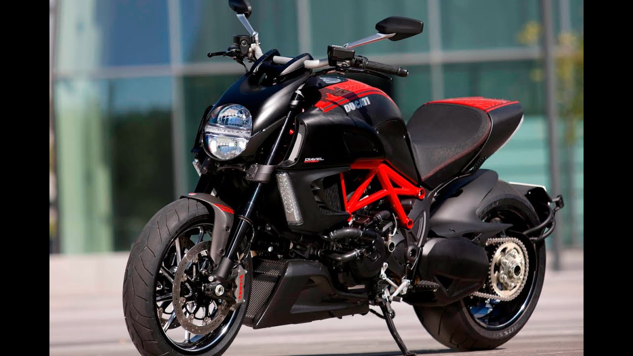 Ducati Diavel Top Speed Video
