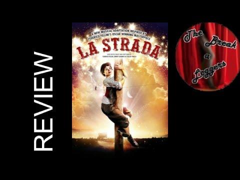La Strada Review – Birmingham Rep (UK Tour)