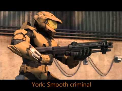 Red VS Blue Character theme songs