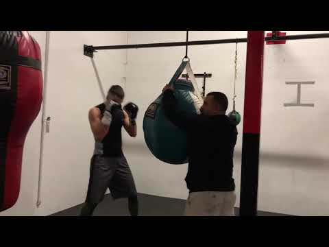 Alex Gvozdyk BEAST MODE - Esnews Boxing