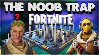 The Noob Trap - Duo With Ettnix 25 Kills FORTNITE Battle Royal Gameplay
