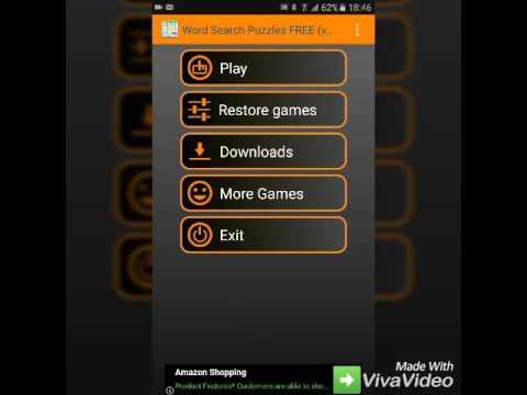 Sopa De Letras Espanol Gratis Juegos Sin Internet Apps En Google Play
