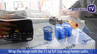 How to Make Efficient Full Printing of 11oz mug