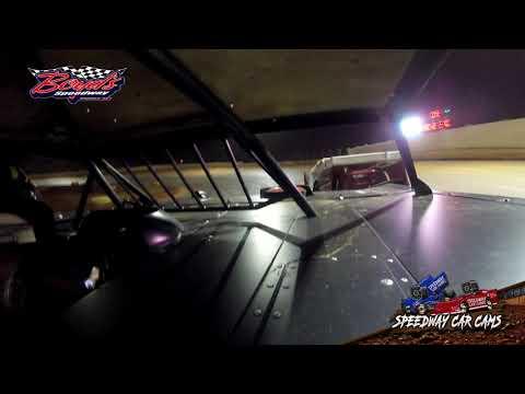 Winner #30 Spencer Singleton - Sportsman - 2-2-20 Boyds Speedway Cabin Fever - In-Car Camera