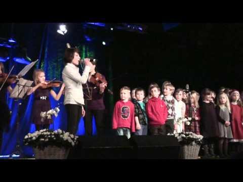 Fauske Skolekorps 09.12.2011 - En stjerne skinner i natt
